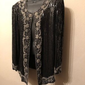 Jackets & Blazers - Gorgeous vintage sequin jacket